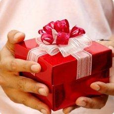 Подарок к дню рождения - 7%