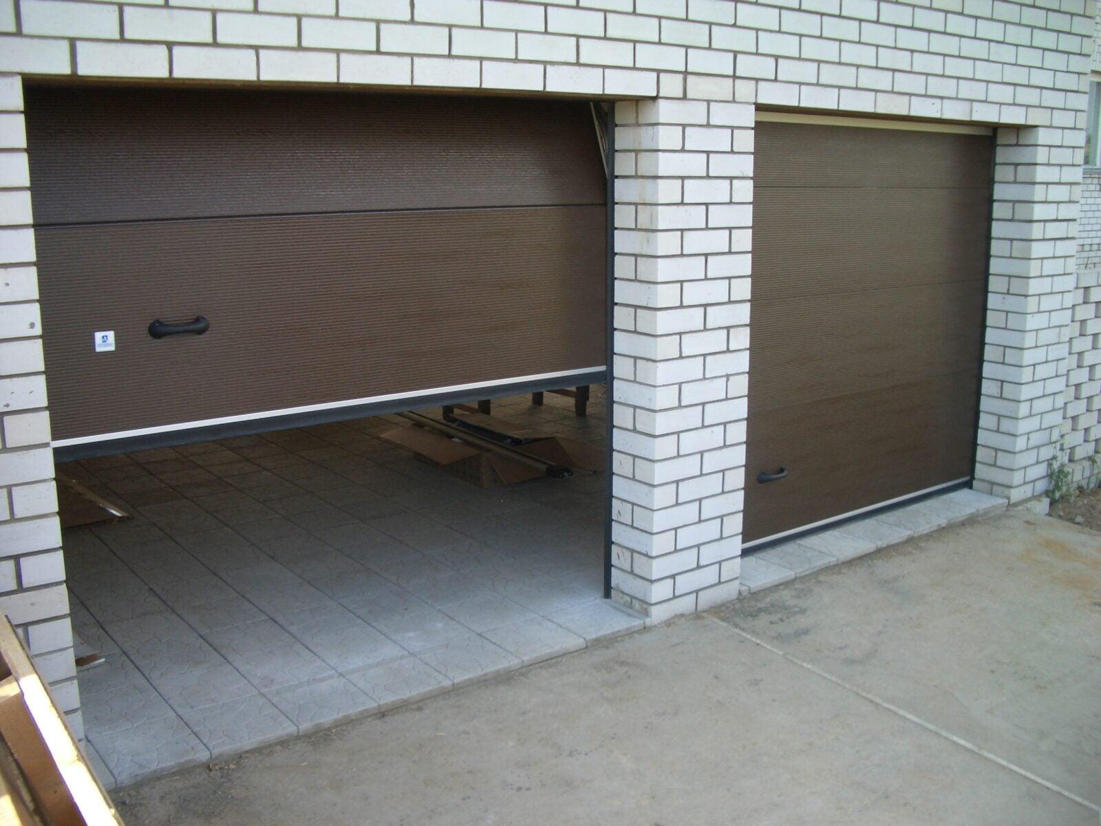 Купить ворота для гаража жалюзи купить гараж гск скиф