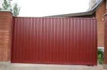 Откатные ворота, фото 4