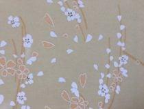 Каталог тканей: сакура бежевая