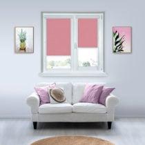 Каталог тканей: б.о розовый