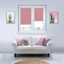 Каталог тканей: розовый