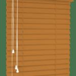 Бамбуковые жалюзи 25 мм (цвет: 203)