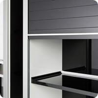 Мебельные рольставни Рехау Vetro-Line